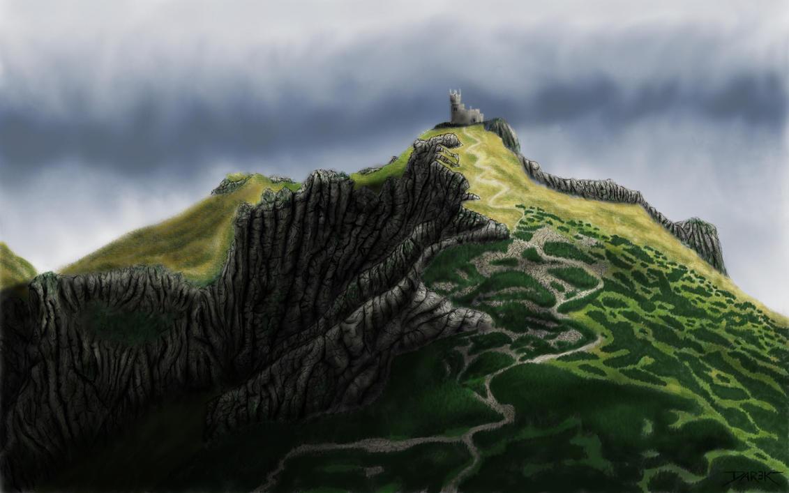 Polish mountain Kasprowy wierch by Wicher91