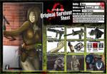 L4D Survivor OC's: Kera