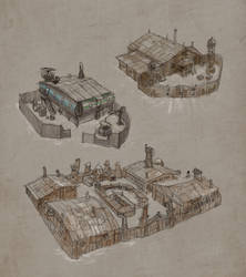 Sk1-2       Some sketches for game lastfrontier.ru