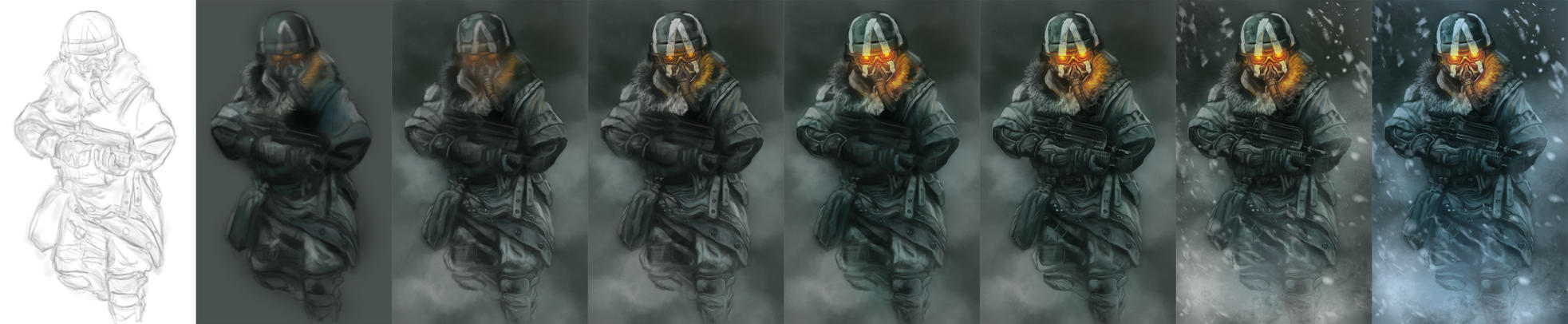 Killzone Study Process by x-ste-x