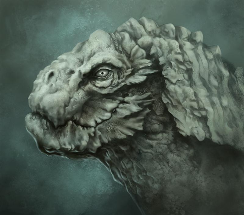 Dragon by x-ste-x