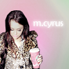miley cyrus icon. by CheckYesJulietx3