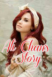 New cover for story