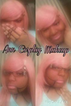 Ann~Cosplay make up