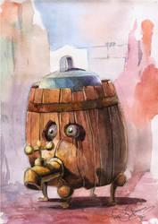 Watercolor 005 by fear-sAs