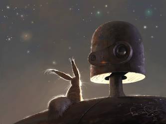 Laputa robot by fear-sAs