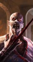 Baraka - Mortal Kombat 2