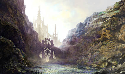 Gates of the fall by fear-sAs