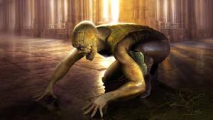 Reptile - Mortal Kombat art