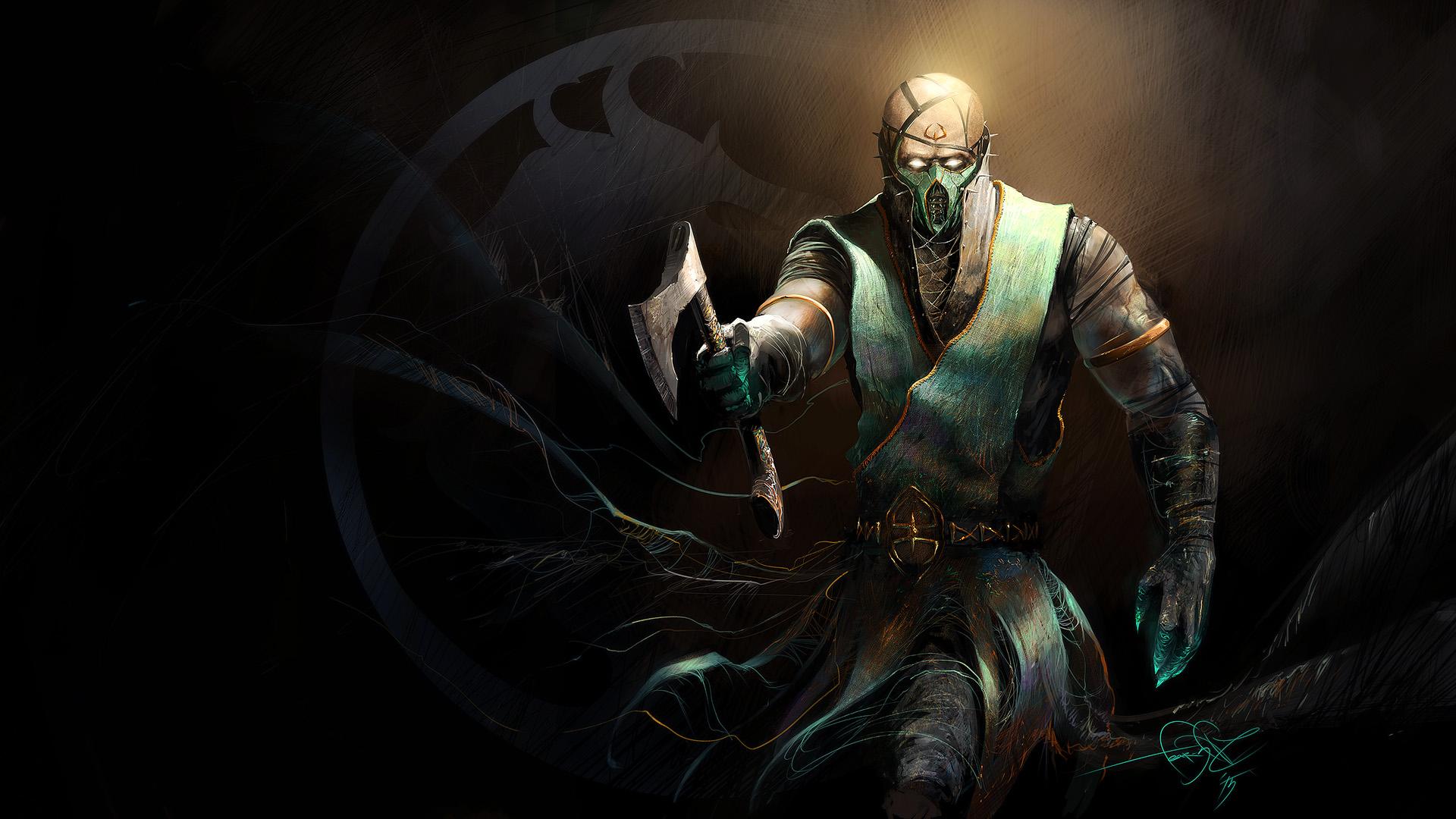 Mortal Kombat Chameleon