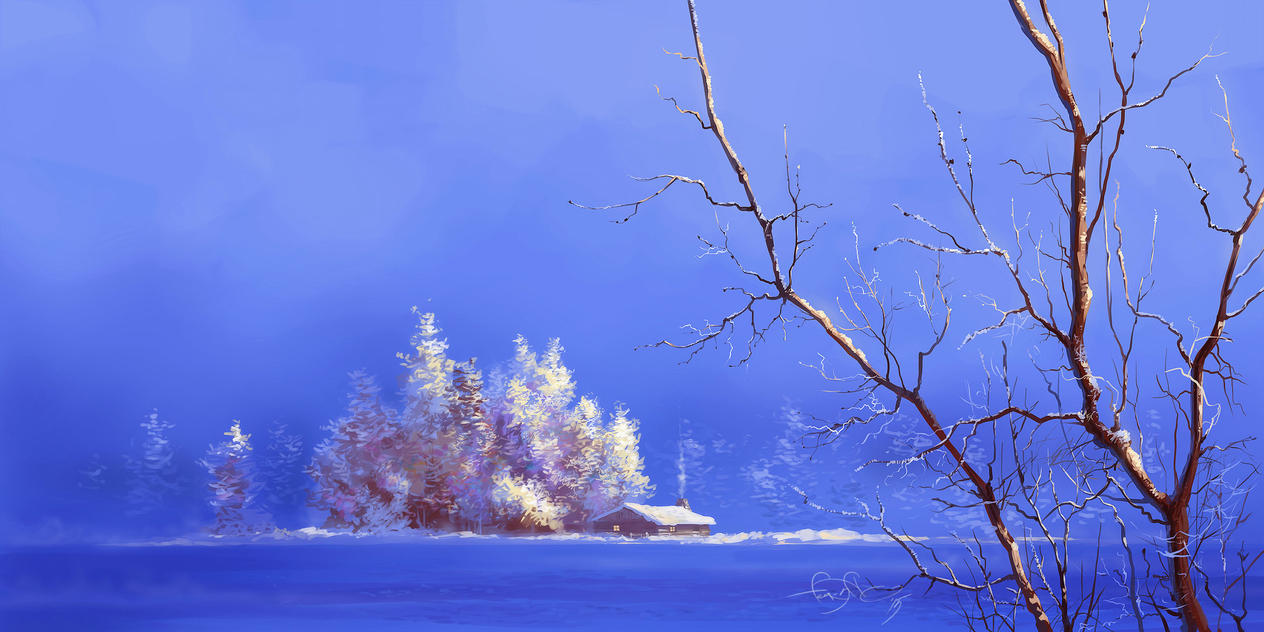 Winter by fear-sAs