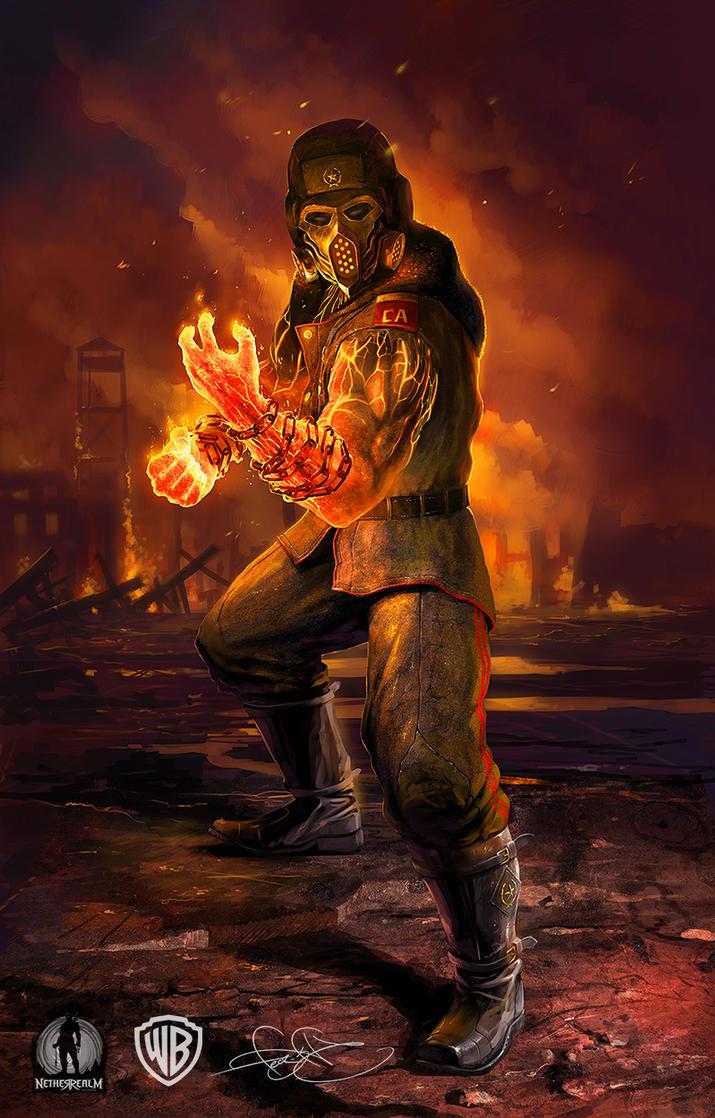 Kollective Kold War Scorpion Skin by fear-sAs