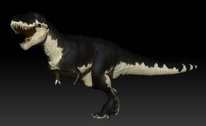Tyrannosaurus by Manuelsaurus
