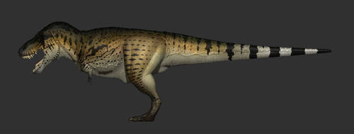 Tyrannosaurus Prehistoric Kingdom by Manuelsaurus
