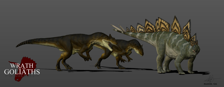 Vs Stegosaurus Related Keywords & Suggestions - Allosaurus Vs ...