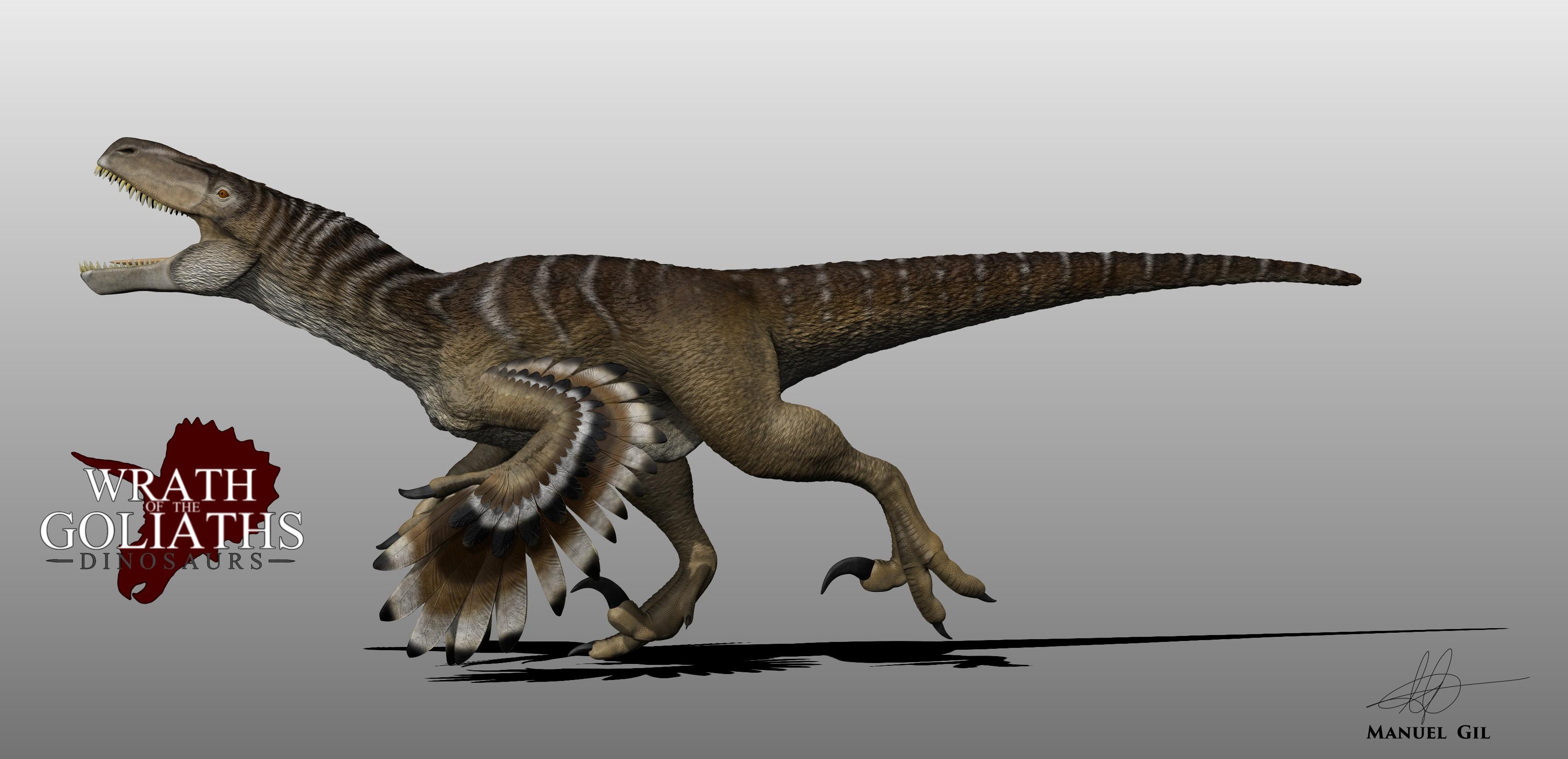 utahraptor by manuelsaurus on deviantart