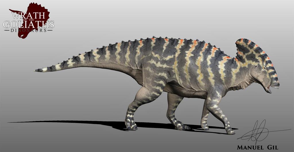 Parasaurolophus by Manuelsaurus
