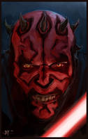 Darth Maul Quicky by Baldraven