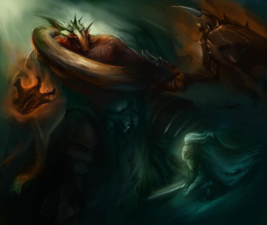Fear by Baldraven