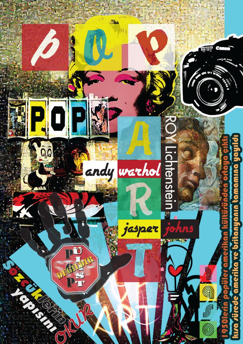Pop Art by Nitrogliserin