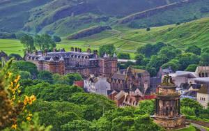 Edinburgh by Nitrogliserin