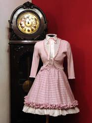 Sweet lolita skirt by NegraWaridi