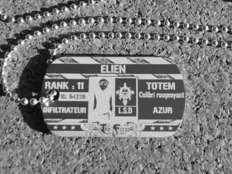 Dogtag for Elien InversN/B - By Kassor Core Studio by Elien-id-84238