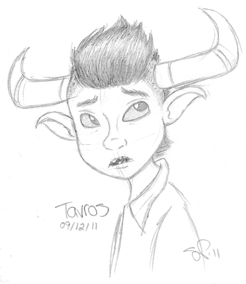 Tavros by VinDeamer