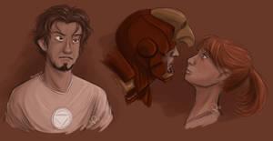 iron man sketches 062213