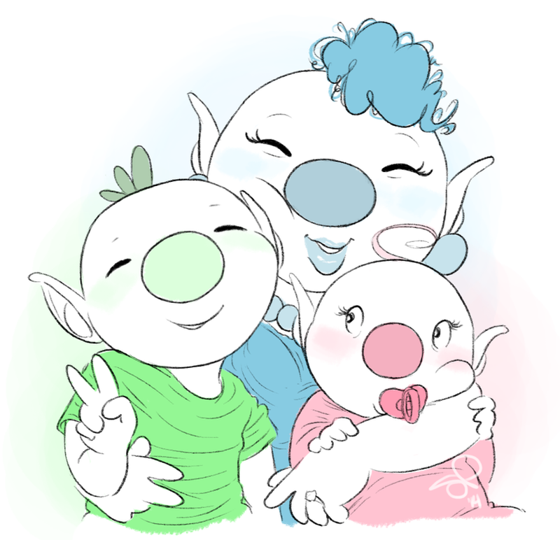 family 080114 by VinDeamer