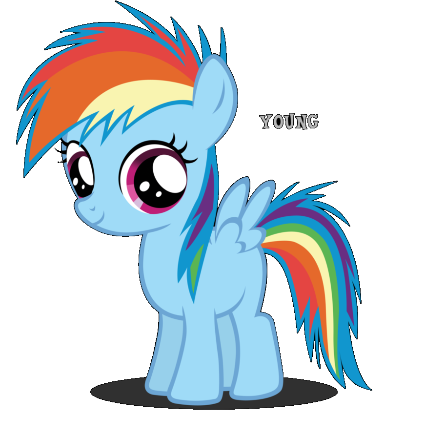Baby Rainbow Dash Png Rainbow Dash Baby by Isa8adiaz