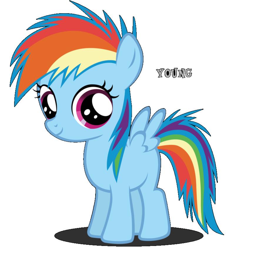 Baby Rainbow Dash Png Baby Rainbow Dash