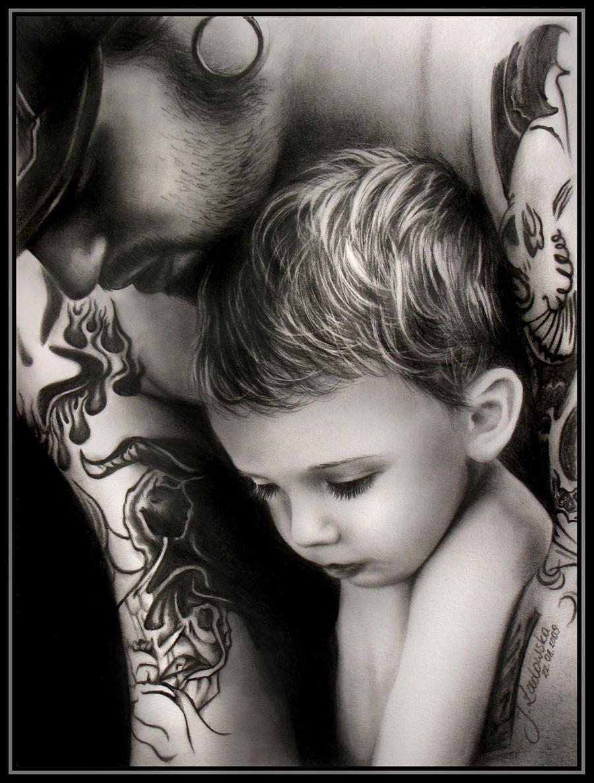 Look, my son.... by Ladowska