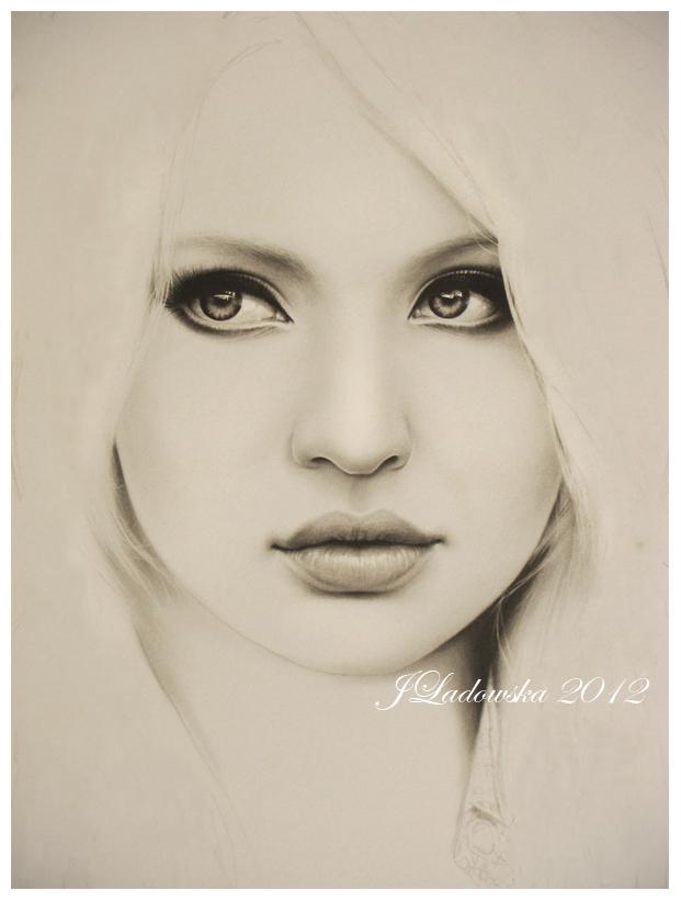 These eyes... w.i.p. by Ladowska
