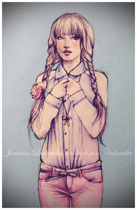 Hi... by Ladowska