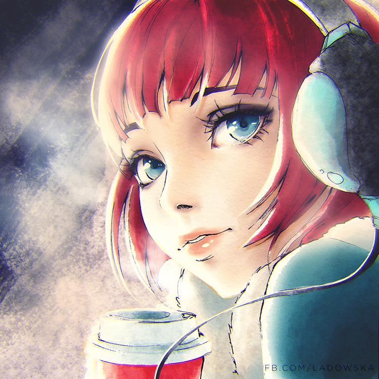 Coffee by Ladowska