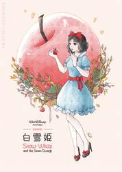 Anime Snow White