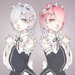 Rem and Ram