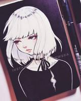 Cold by Ladowska