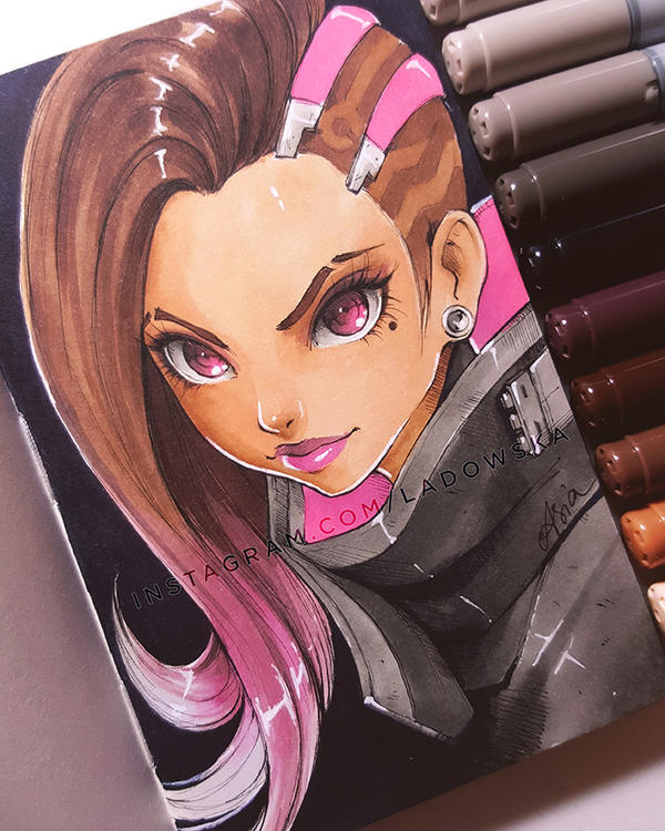 Sombra By Ladowska On Deviantart
