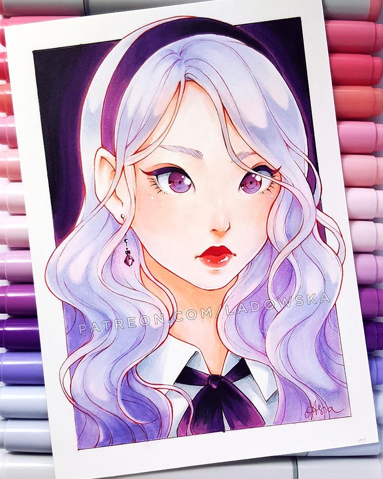 Alice by Ladowska