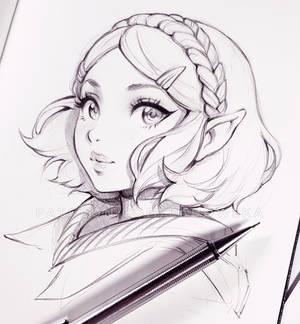 Zelda Breathe of the Wild 2