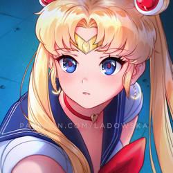 #Sailormoonredraw