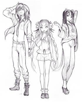 New Trio