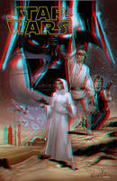 Star Wars Covers 1 by Fan2Relief3D