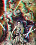 Star Wars Jedi Conversion 3D