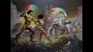 John Carter Of Mars Conversion 3D