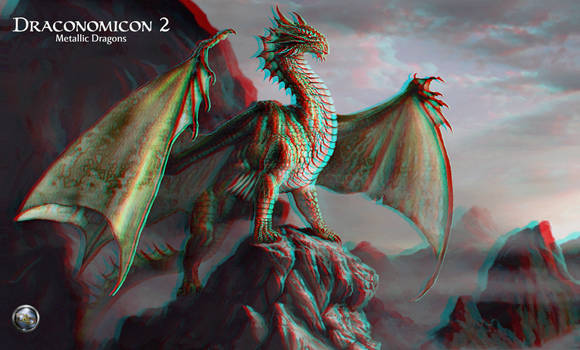 Draconomicon Conversion 3D