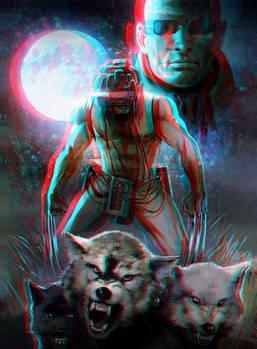 Wolverine by Marko Djurdjevic 3D