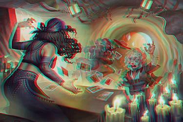 Portal by Broken Orange Conversion 3D by Fan2Relief3D